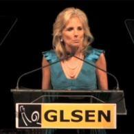 Second Lady Dr. Jill Biden Speaks at GLSEN's 2009 Respect Awards