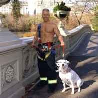 NYC Firefighters Present 2010 Beefcake Pin-up Calendar
