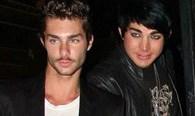 Report: Adam Lambert Splits with Boyfriend Drake LaBry