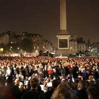 Thousands Rally Against Anti-Gay Hate Crimes in London