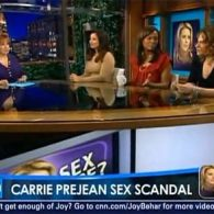 Fran Drescher, Aisha Tyler, and Sandra Bernhard join Joy Behar to discuss Carrie Prejean's Sex Tape, Gay Rights, and Ted Haggard