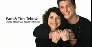 Tim Tebow Focus on the Family