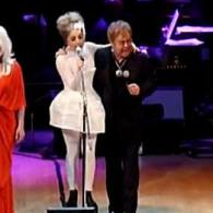Watch: Lady Gaga, Elton John, Bruce Springsteen, Shirley Bassey, Deborah Harry and Sting Cover 'Don't Stop Believin""