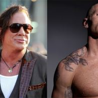 Mickey Rourke to Play Gay Rugby Legend Gareth Thomas?