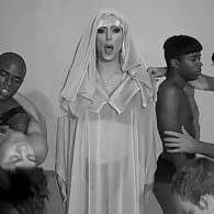 Watch: Sherry Vine's Genius Lady Gaga 'Alejandro' Parody Goes After Closeted Politicians