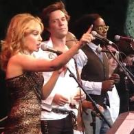 Watch: Kylie Joins Rufus Wainwright for Special Performance