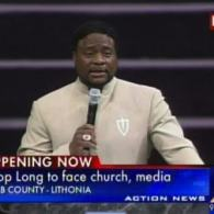 Watch: Eddie Long Addresses Congregation, Won't Resign
