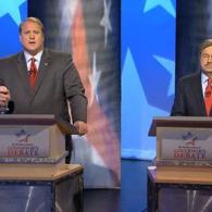 Watch: Iowa Gubernatorial Candidates Terry Branstad and Chet Culver Field Questions About Marriage Equality