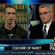 Watch: Dan Savage and Jim McGreevey Discuss the Damage Done by Anti-Gay Political Rhetoric with Joy Behar