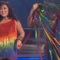 Margaret Cho Uses 'Dancing' Stage For Gay Pride, Suicide Prevention