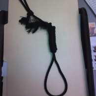 Noose Hung on Door of Equality California Office. Police Shrug: 'Sometimes You Have to Live with Being a Victim'