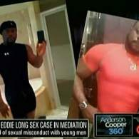 Watch: Anti-Gay Pastor Eddie Long Cutting Deal with Young Men Who Accused Him of Sexual Misconduct