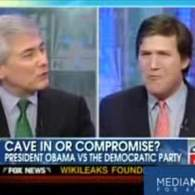 Watch: Tucker Carlson Mocks 'DADT' Repeal on FOX, Calls it a 'Sideshow' and a 'Stupid Issue'