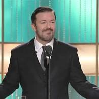 Watch: Ricky Gervais Mocks Closeted Gay Scientologist Actors