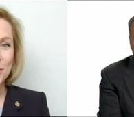 Watch: Gillibrand and Schumer Speak Out for Marriage Equality