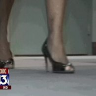 Watch: Male Student Sent Home from Tampa-Area High School for Wearing Women's Pumps