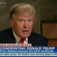 Watch: Trump Gets Angry with John King Over Birther Questioning