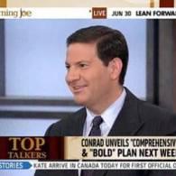 MSNBC's Mark Halperin Suspended for Crude Obama Quip: VIDEO