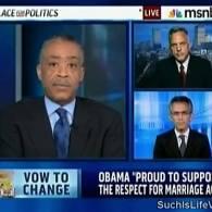 Al Sharpton and Dean Hara Discuss the Discrimination of DOMA: VIDEO