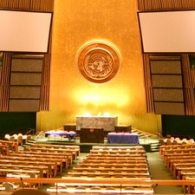 Man Wags Finger At UN's Gay Support, But Still Raises Valid Point