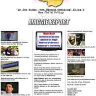 Will Matt Drudge Order Maggie Gallagher to Cease and Desist Her Copycat Website?