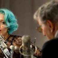 Lady Gaga and Tony Bennett Explain Why the Lady's a Tramp: MUSIC VIDEO