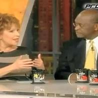 Herman Cain Says Being Gay is a Choice and Wants to See the Science That Proves Otherwise: VIDEO