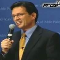 Rep. Eric Cantor Heckled Over Opposition to Gays Marrying: VIDEO