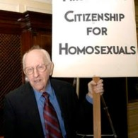 Gay Rights Pioneer Frank Kameny to Lie in State on November 3