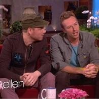 Chris Martin: Gwyneth Paltrow 'Has Been a Great Beard for Me' — VIDEO