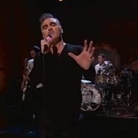 Morrissey and His Band of Young Men Perform on Conan: VIDEO