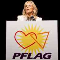 Second Lady Addresses PFLAG Convention