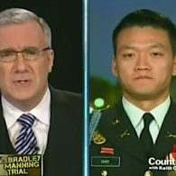 Lt. Dan Choi Ejected from Bradley Manning Trial, Thrown Off Base: VIDEO