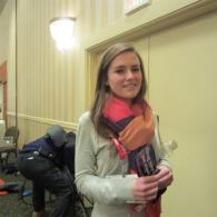 Meet Rhiannon Pyle, the NH Student Who Confronted Santorum Over Same-Sex Marriage