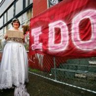 Seattle Woman Weds Building, Calls It a Gay Marriage: VIDEO
