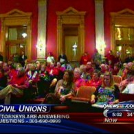 Colorado Senate Panel Advances Civil Union Bill 5-2