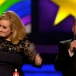 Adele Flips the Bird After Getting Cut Off at Brit Awards: VIDEO