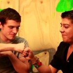 Josh Hutcherson Offers a Fist Bump for Gay-Straight Alliances: VIDEO