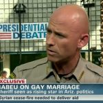 Sheriff Paul Babeu Raises $14K, Adds 2,200 New Facebook 'Likes' Since Scandal Broke