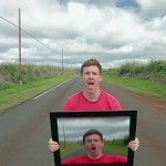 Trippin' Around Hawaii with a Magical Picture Frame: VIDEO