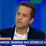 Kirk Cameron Says He's Being 'Slandered', and his Gay Friends are Offering Him Support