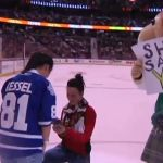 After Gay Marriage Proposal at NHL Game, Crowd Goes Wild: VIDEO