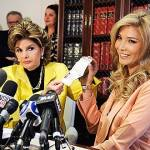 Gloria Allred Threatens to Sue Trump Over Trans Pageant Contestant; Trump Threatens to Display His Genitals: VIDEO