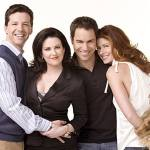 Sean Hayes, Eric McCormack, Debra Messing React to VP Joe Biden's 'Will & Grace' Shout-out