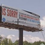 California Church Buys Billboard For Amendment One Apology In NC