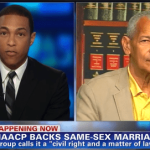 Julian Bond Discusses NAACP's Marriage Support, Jeremiah Wright: VIDEO