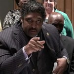 Rev. Dr. William Barber, Clergy Condemn Amendment One: VIDEO