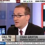 New HRC President Chad Griffin Discusses Harassment of LGBT Youth with Andrea Mitchell: VIDEO