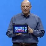 Microsoft's Surface: VIDEO