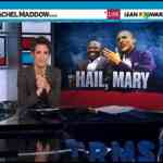 Rachel Maddow And The Manlovian Candidate (VIDEO)